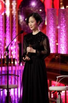 【日本アカデミー賞】黒木華が最優秀助演女優賞「二宮さんのおかげ」