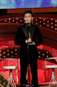 【日本アカデミー賞】草なぎ剛「諦めずに続けていると良いことある」 最優秀主演男優賞受賞に笑顔