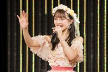 NMB48山本彩加、キラキラの涙と笑顔で芸能界引退「アイドル楽しかったです!」