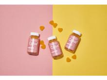 1日分のビタミンCを摂取できるグミサプリ「Cplus - シープラス」登場!