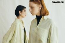 """新ブランド「ONWARD DD」が誕生。今こそ持つべき、長く愛用できる""""流行にのれない服""""が手に入るんです"""