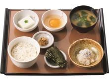 選べる6種・350円から!「やよい軒」の朝食メニューがリニューアル