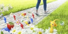 任天堂とNiantic、ピクミン起用の新作アプリ共同開発 テーマは「歩くことを楽しくする」