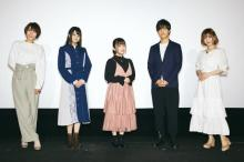神田沙也加、新人声優の橘美來&菅野真衣にメロメロ「心が洗われる」