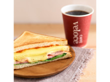 手軽にサクッと!カフェ・ベローチェから美味しい春の焼きたて新商品が登場
