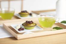 BAKE CHEESE TARTの「抹茶チーズタルト」が進化!茶師ブレンドの宇治抹茶×マスカルポーネの贅沢仕立てに