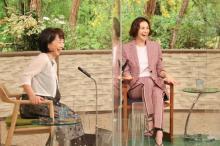 """『サワコの朝』最終回 米倉涼子が気弱な素顔をさらけ出す「私、失敗""""したくない""""ので」"""