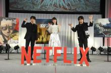 Netflix、2021年は新たにアニメ約40本配信「毎週のように新たな作品を配信することになる」
