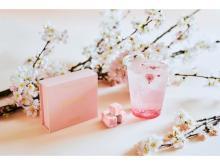 お店にいながらお花見体験!「MAISON CACAO」に桜のスイーツ&ドリンク登場