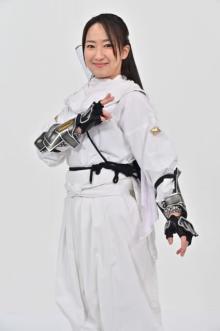 『ゼンカイ』スピンオフに『カクレンジャー』鶴姫・広瀬仁美が出演「スーパー変化喜んでいただけたら」