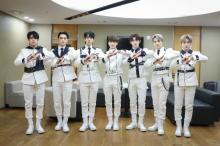 ENHYPEN、『KCON:TACT』初出演「ファンの皆さんに会えてとても幸せ」 Block Bカバーも披露