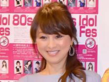 渡辺美奈代、結婚25周年・夫と2ショット「顔そっくり」「親子にも見える」