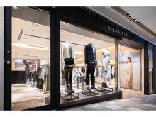 日本上陸5周年の「オールセインツ」が銀座・池袋・表参道に新店をオープン