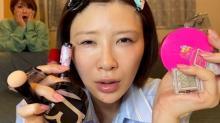 手島優の完全すっぴんに驚愕 メイク動画が話題「化けている!」
