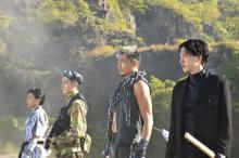 映画『スーパー戦闘 純烈ジャー』敵役にも特撮作品者が多数出演