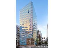 著名建築家2人が手掛けた新たなルイ・ヴィトン銀座並木通り店がオープン!