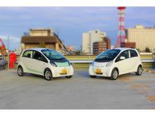 宇部市と市民が自動車をシェアリング!「宇部EVカーシェア」がスタート