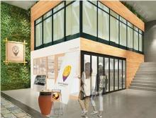 ほっこり甘い焼き芋、さつま芋スイーツが勢ぞろい。芋スイーツ専門店「御芋屋 きいろと紫」が大阪にオープン