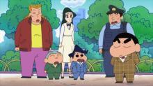 『クレヨンしんちゃん』特別企画「シリつ探偵しんのすけの事件ファイル」放送
