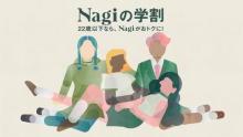 気になるNagiの吸水ショーツが500円割引に。22歳以下なら誰でもOKの嬉しいサービスがスタート