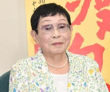 脚本家・橋田壽賀子さん急性リンパ腫のため死去 95歳 『おしん』『渡る世間は鬼ばかり』など