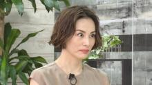 米倉涼子、昨年患った病について重い口を開く 再婚の占いに興味津々?「どんな顔している人?」