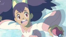 悠木碧、アニメ『ポケモン』7年半ぶり出演 アイリス登場でサトシとバトル「心震える熱い展開」