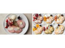 「J.S. PANCAKE CAFE」パンケーキ生地がリニューアル&春限定商品も登場