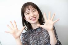 """弘中綾香、インスタフォロワー100万突破で""""半目ショット""""公開「びっくりです」"""