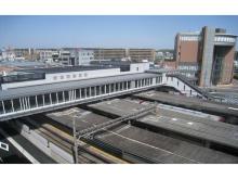 近鉄大和西大寺駅の南口駅前広場が供用開始!北口駅前広場前道路も拡幅