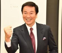 森田健作、知事退任から1週間で芸能界本格復帰 サンミュージック最高顧問も担当