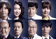 『科捜研の女 ‐劇場版‐』レギュラーキャスト8人の出演を発表
