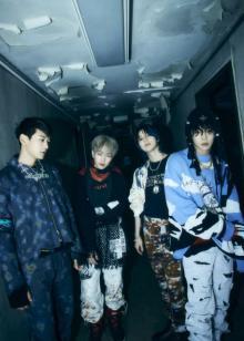 SHINee、10年ぶりに『Mステ』出演 最新曲を披露、ミンホ「華やかで強力なSHINeeを期待して」