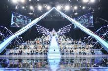 『PRODUCE 101 JAPAN SEASON2』、国民投票開始 初回放送で練習生の順位が発表【ネタバレあり】
