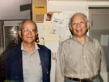 水木しげるさん弟・武良幸夫さんが死去 96歳 水木プロ立ち上げやマネージャーとして活躍