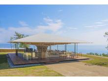 20万坪のガーデン&隈研吾氏設計のカフェ貸切朝食付き宿泊プランが限定発売