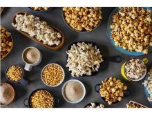 化学肥料や農薬を使わない自然派ポップコーン「WO!POPCORN!」が登場