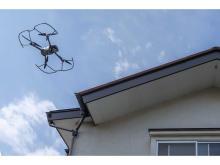 ドローンで屋根の点検をして被災地支援!「三方よしの屋根点検」HP開設