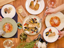 本格イタリアンのコース料理を自宅で楽しめるセットがオンラインで発売!