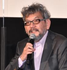 """庵野秀明氏、NHK『プロフェッショナル』に""""ダメ出し""""「いい所に来てなかった」"""