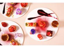 """「シロノニワ」にて""""春色""""が可愛らしいデザートパレットセットが発売中!"""