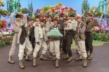 JO1『沼ハマ』初登場 「シンクロダンス」の秘密公開&新曲フルコーラスで披露