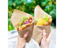 香港の人気屋台スイーツとチャイニーズフードを組み合わせた「鶏蛋仔」登場
