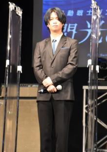 斉藤壮馬、『閃光のハサウェイ』は「責任と覚悟を持って」 レーン・エイム役で青さを全面に