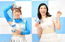 """アンミカ、実稼働より多いフワちゃん番組への""""写真提供"""" 誕生日サプライズに感謝"""