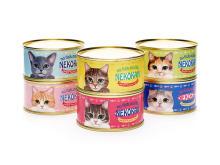 """フードロスにも貢献!愛猫と一緒に食べられる「""""猫缶風""""さかなの缶詰」発売"""