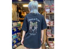 ヴィレッジヴァンガード限定!「進撃の巨人」の公式ライセンスTシャツ発売