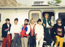 BTS、ベスト盤新ビジュアル&ジャケ写7種一挙公開