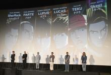 Jr.EXILE、38人がアバター化 アニメ・ゲームなど展開する『BATTLE OF TOKYO』発表
