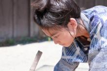 映画『HOKUSAI』少年の頃から天才だった 城桧吏出演の冒頭シーン解禁